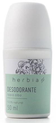 Desodorante Natural Vegano Lippia Alba Herbia 50ml
