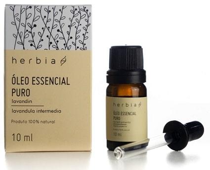 Óleo Essencial de Lavandin Herbia 10ml