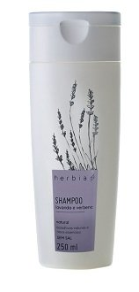 Shampoo Orgânico Lavanda Herbia