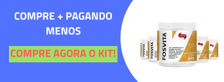 Fosvita Regulador intestinal Vitafor 250g-3
