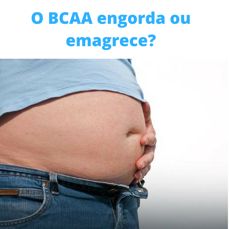 BCAA 4:1 Nutry Power 120 cápsulas engorda?