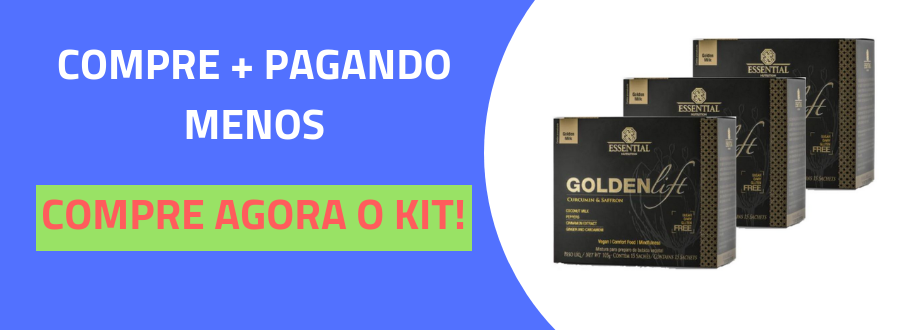 Golden Lift Milk Super Food Essential Nutrition 15 sachês-4
