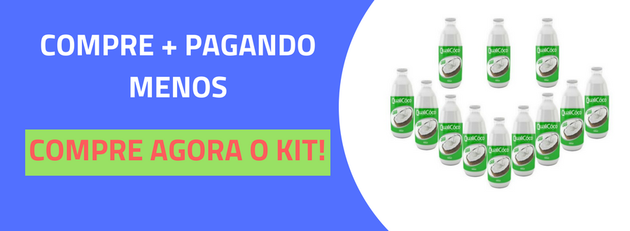 KIT 4 LEITE DE COCO QUALICÔCO 500ML-4