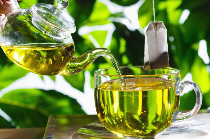 Chá Verde Chá Mais 100g-2