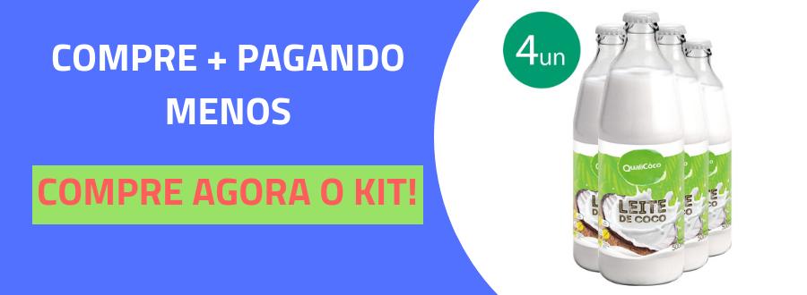 Leite de coco QualiCôco 500ml-4