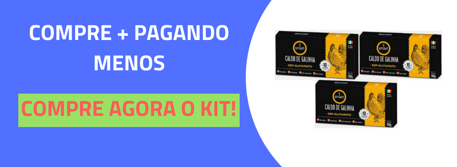 Caldo de Galinha 100g SMART-3