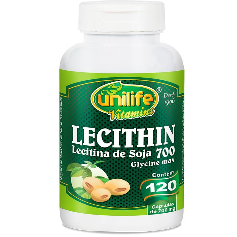 lecitina de soja perdida de peso