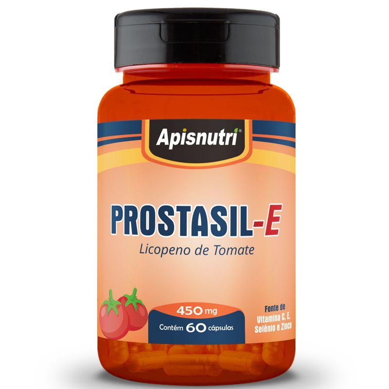 7c79abd39 DUPLICADO - Kit 2 Prostasil-E Licopeno Apisnutri 60 cápsulas - Edin