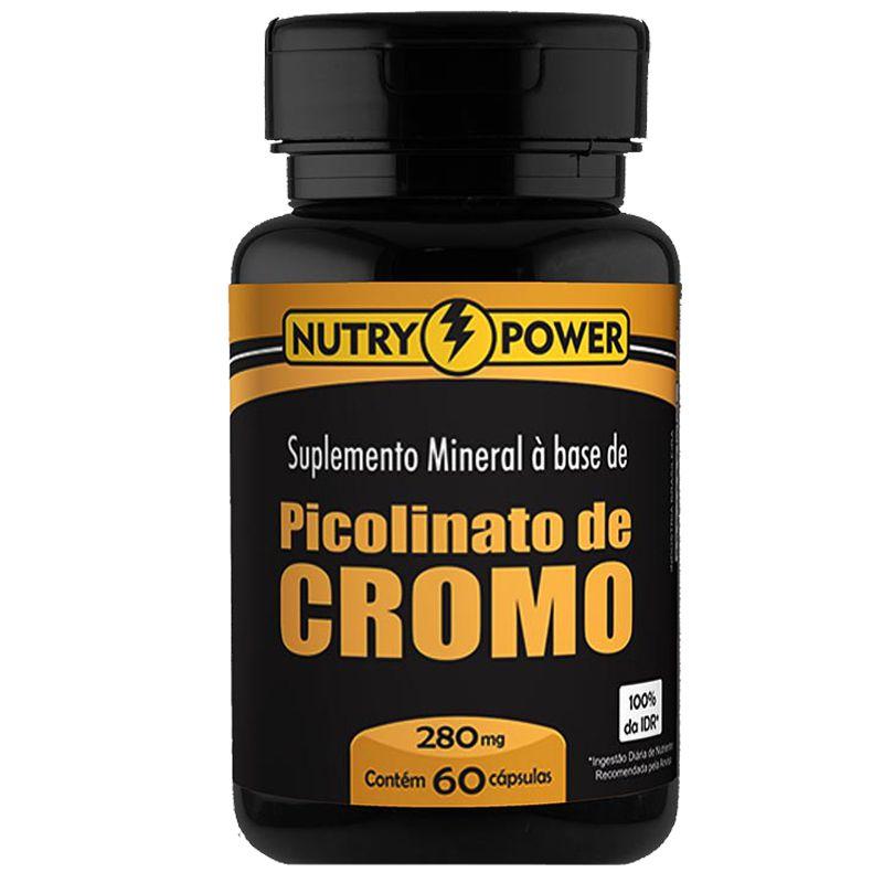 a8f99ba11 Picolinato de Cromo Apisnutri 60 Cápsulas - Edin