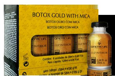 oriente life botox sem formol