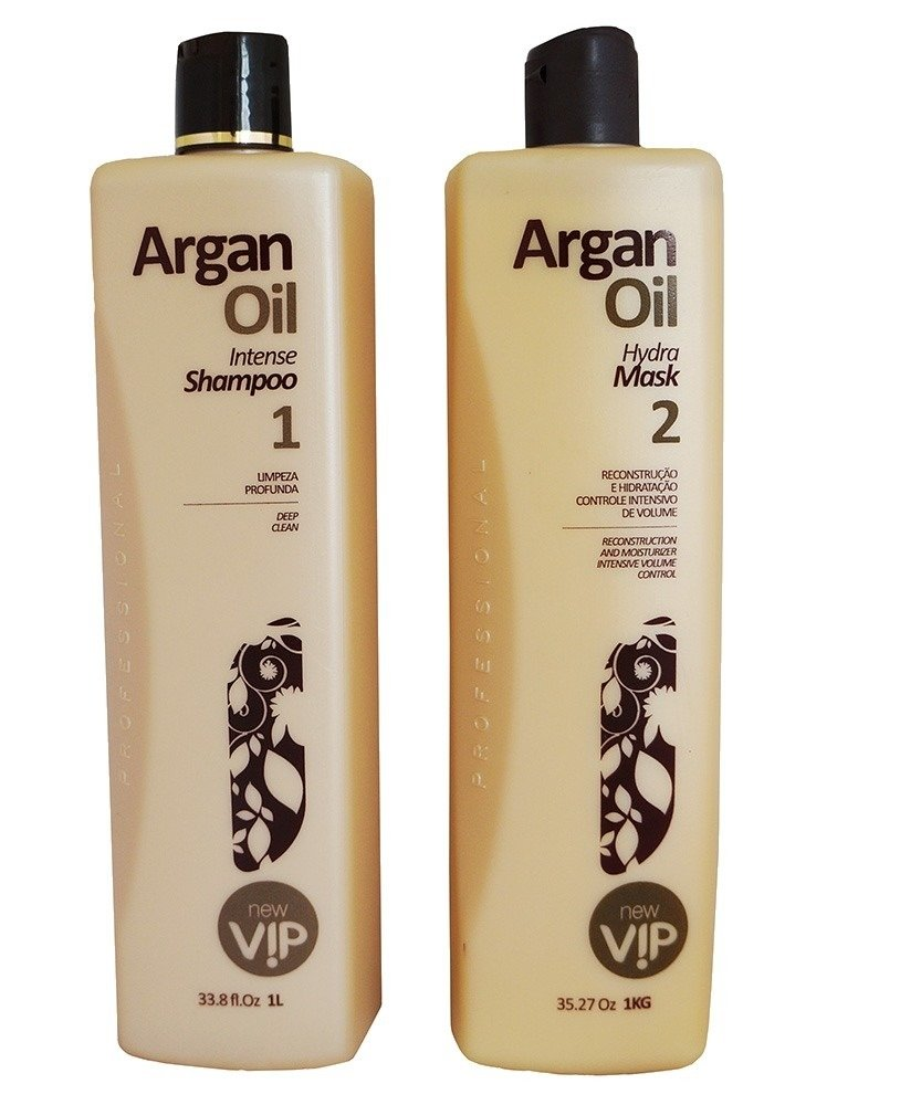escova progressiva argan oil