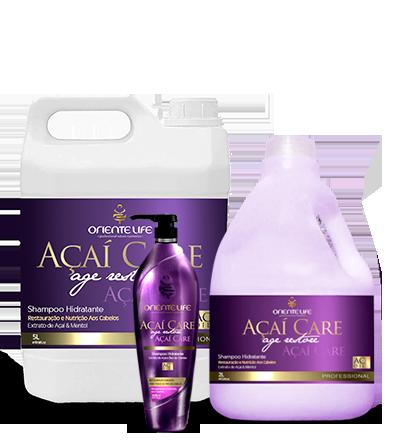 shampoo acai oriente life