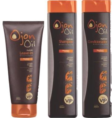 kit manutenção capilar ojon oil