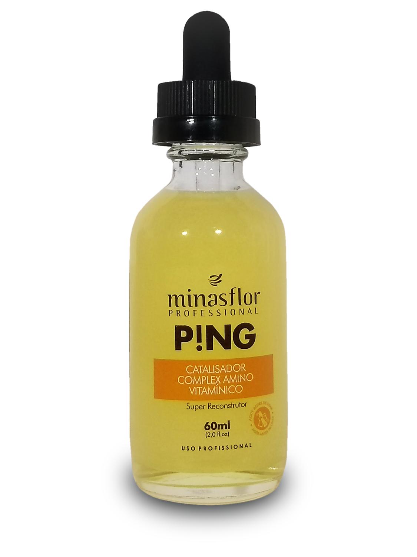 ping minas flor catalizador e potencializador de mascara