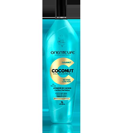 ativador de cachos coconut oriente life
