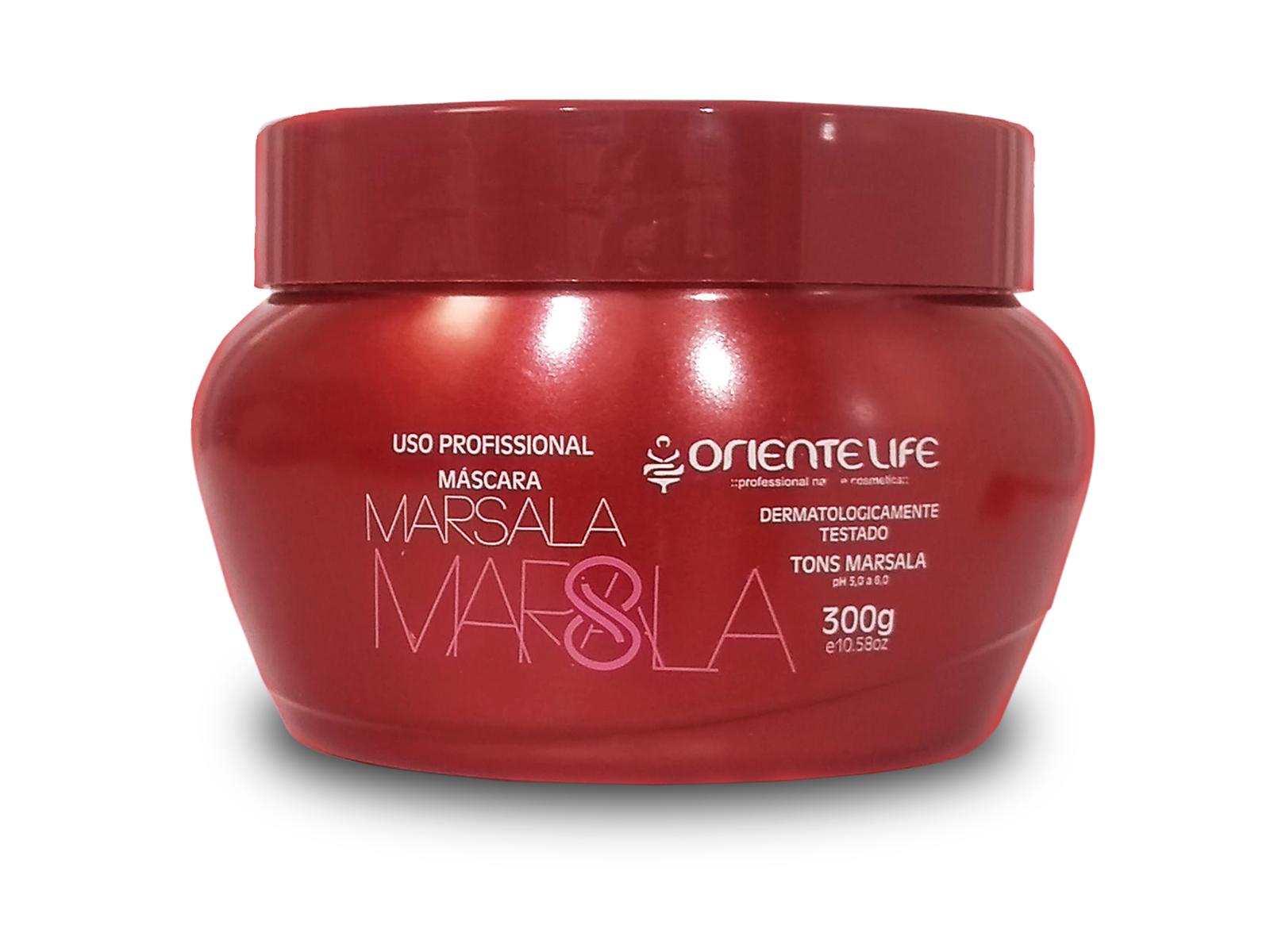 mascara marsala oriente life