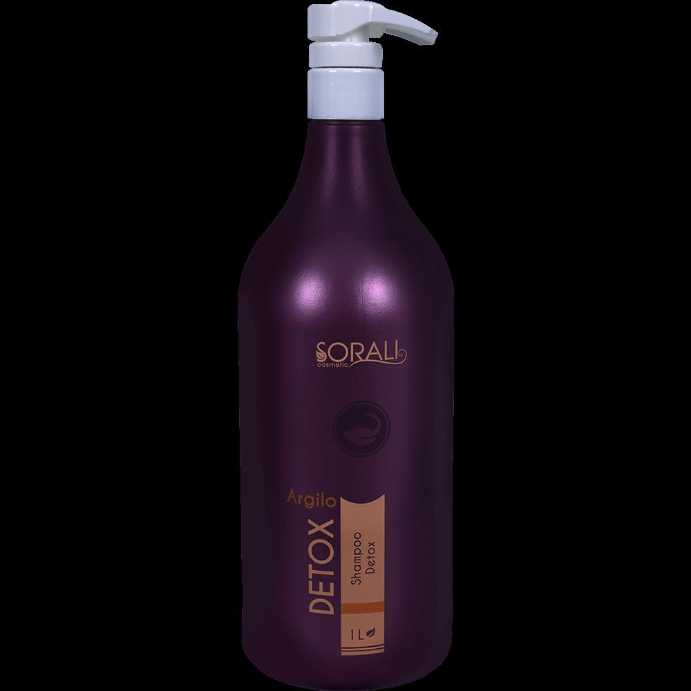 argilo detox shampoo