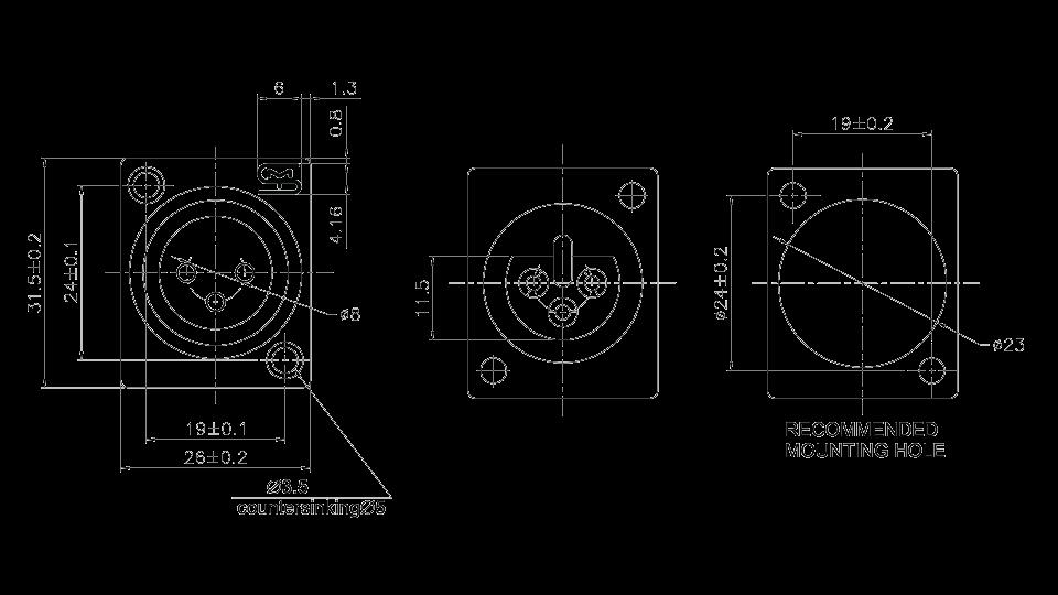conector-smart-pro-svp561p-ip54-xlr-femea-painel-