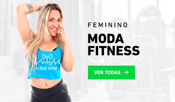 roupas de academia masculinas · Moda fitness feminina a8675df27f7