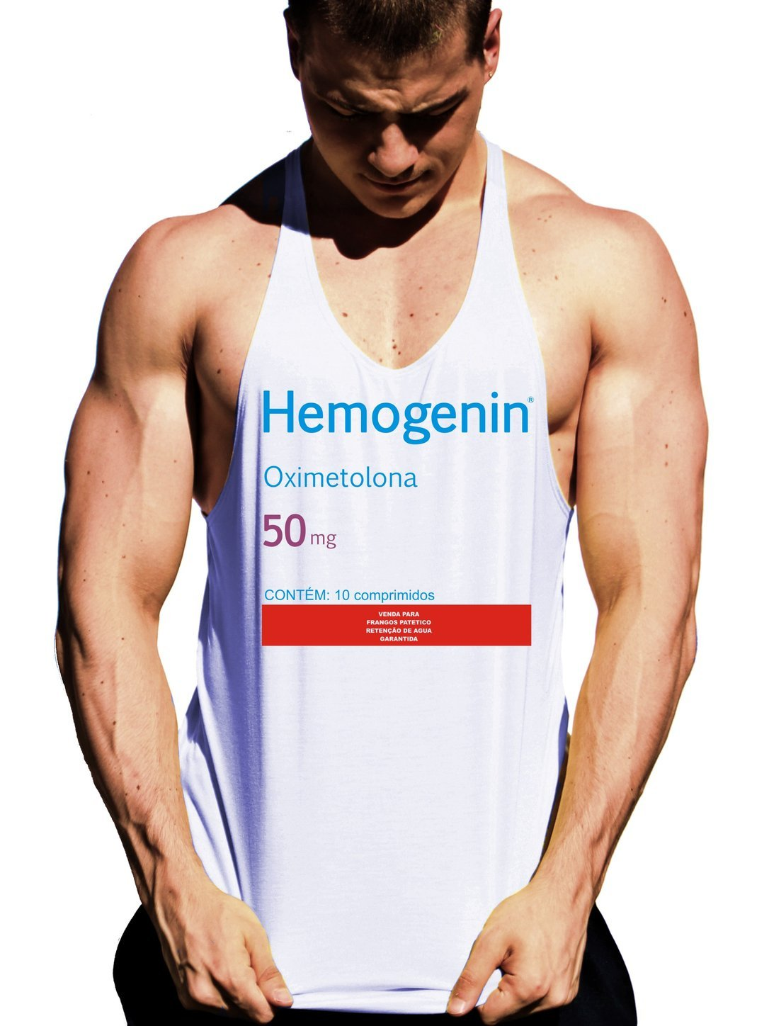 regata cavada fitness hemogenim
