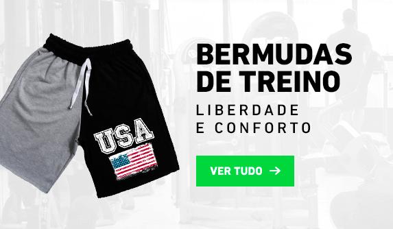 4d150a5ea5f4e Roupas de Academia Camisetas de Treino · Regata com capuz Bermudas  Masculinas