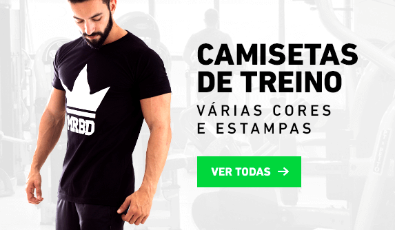 7eebb824d Roupas de Academia Camisetas de Treino