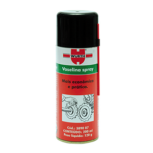 Vaselina Spray Wurth
