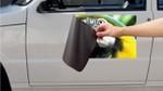 Imãs para porta de carro 2 unidades 40x30