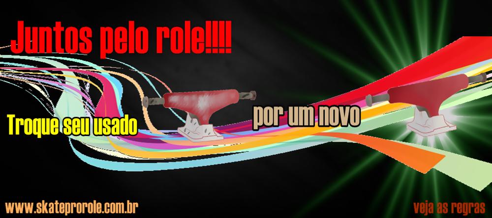 Juntos pelo role!!!