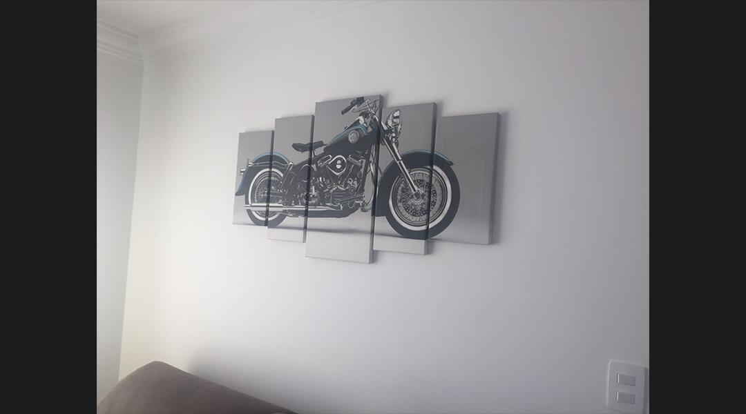 quadro de moto