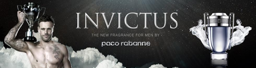Invictus Eau de Toilette Masculino Paco Rabanne - Tô na Moda Imports
