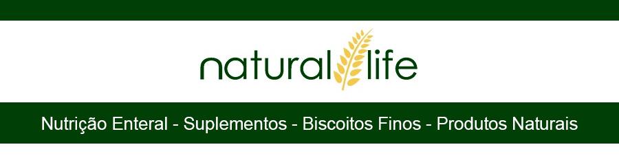 Natural Life - Produtos Naturais, Nutrição Enteral, Sem Glúten, Sem Lactose, Sem Sódio