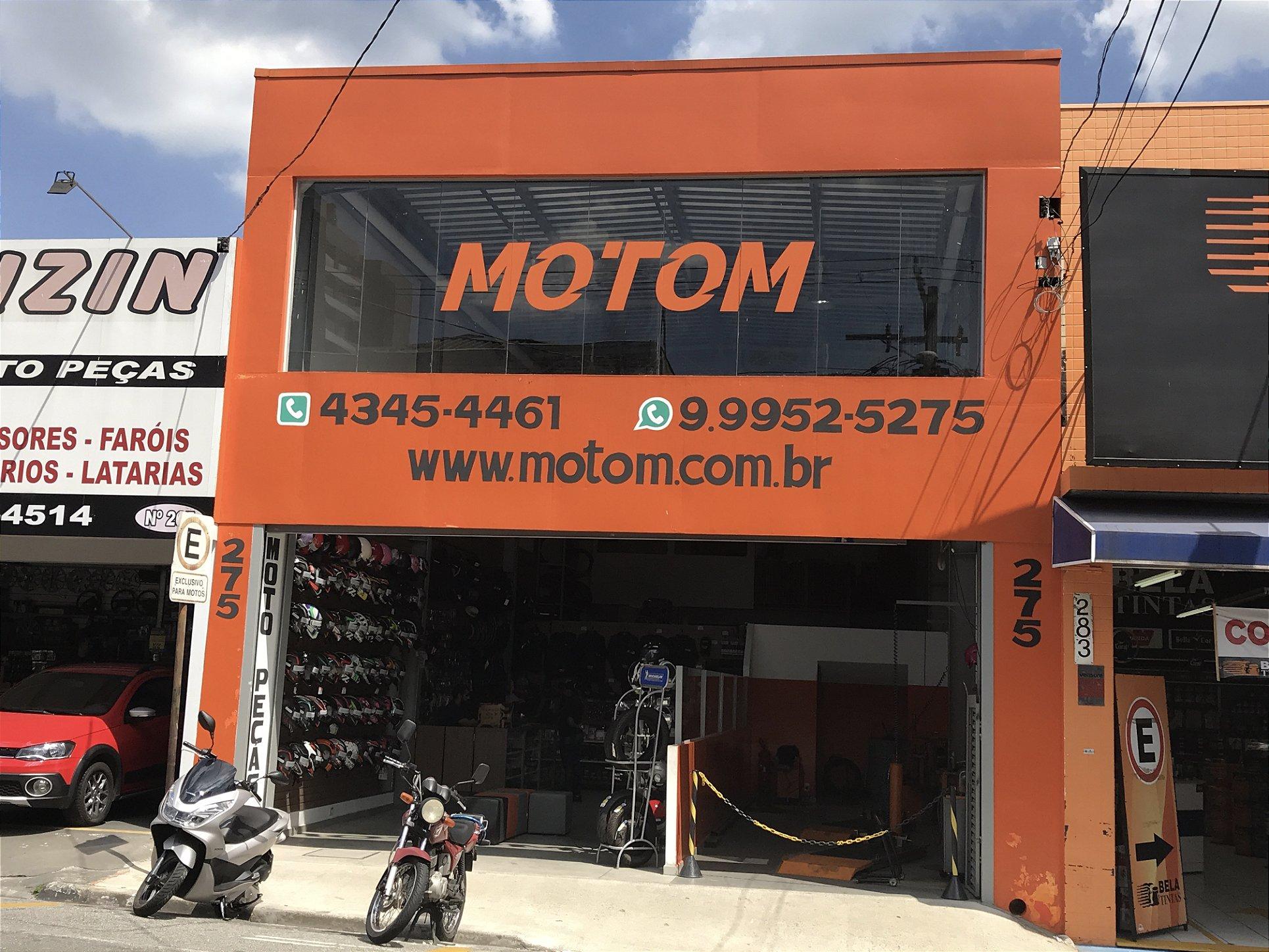 Fachada Motom