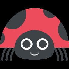 Emoji Joaninha
