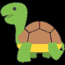 Emoji Tartaruga