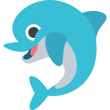 Emoji Golfinho