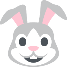 Emoji Coelho