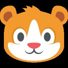 Emoji Hamster