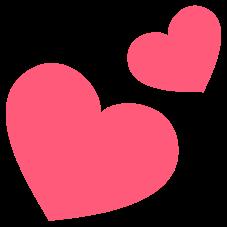 Emoji Corações