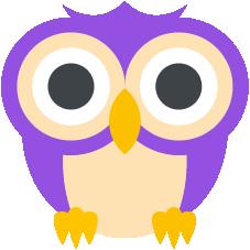 Emoji Coruja