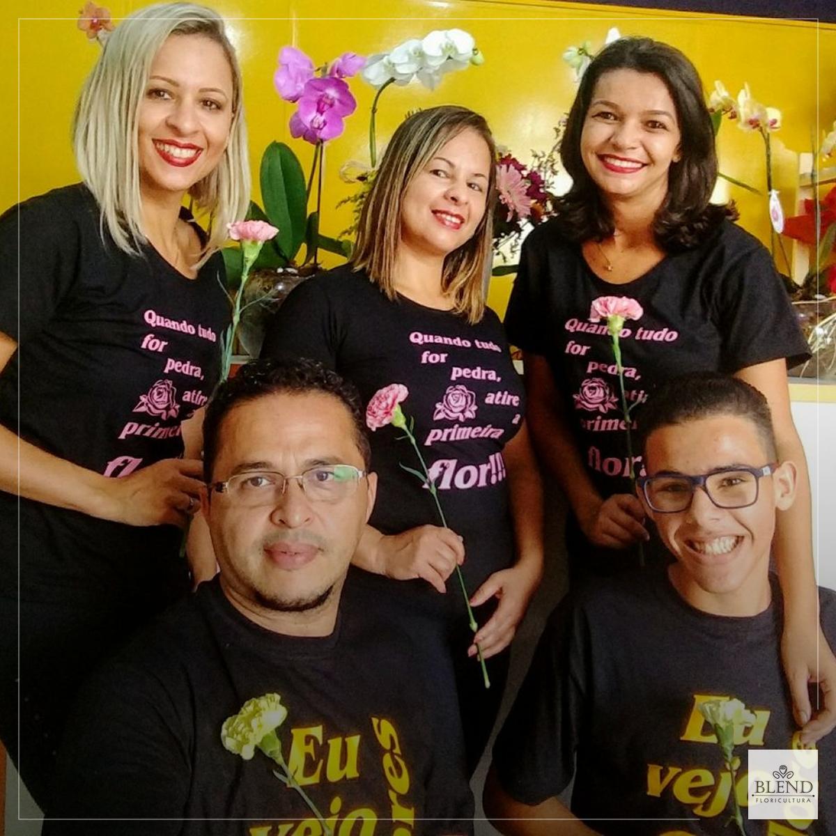 Equipe Blend Floricultura