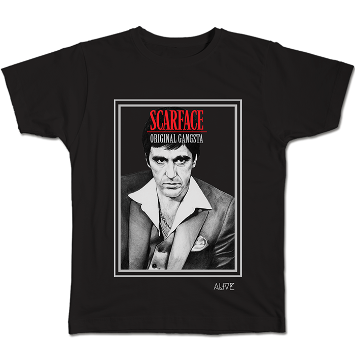Camiseta Scarface