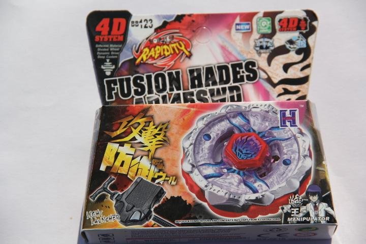 beyblade metal fusion 4d fusion hades