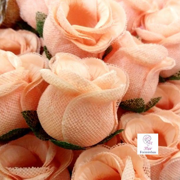 Botão de Rosa F044