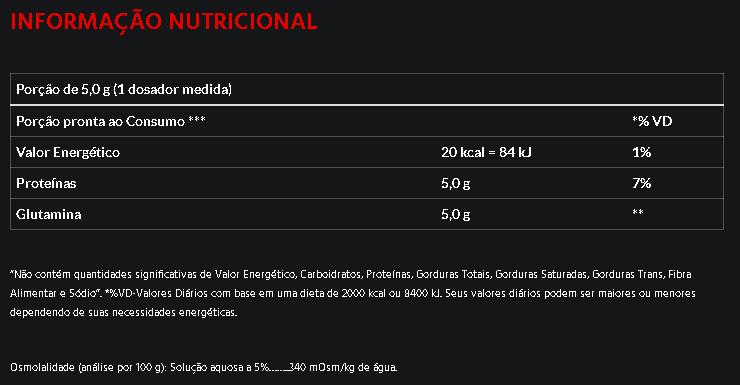 Glutamina Atlhetica Nutrition