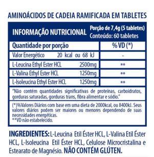 BCAA 5g Arnold Nutrition