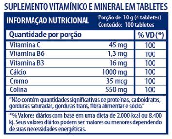 G-Pro Arnold Nutrition 100 Tabletes - Aumento da produção de testosterona
