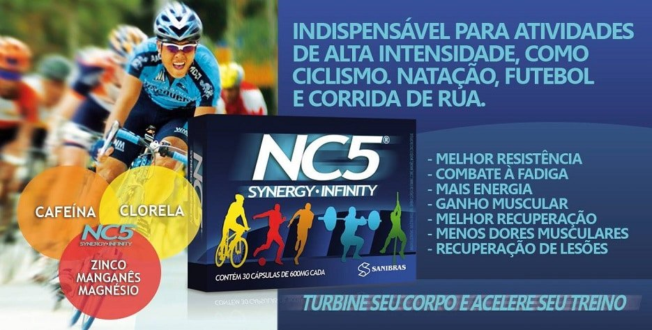 NC5 Sanibrás Power Supplements