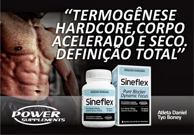 Sineflex Power Supplements