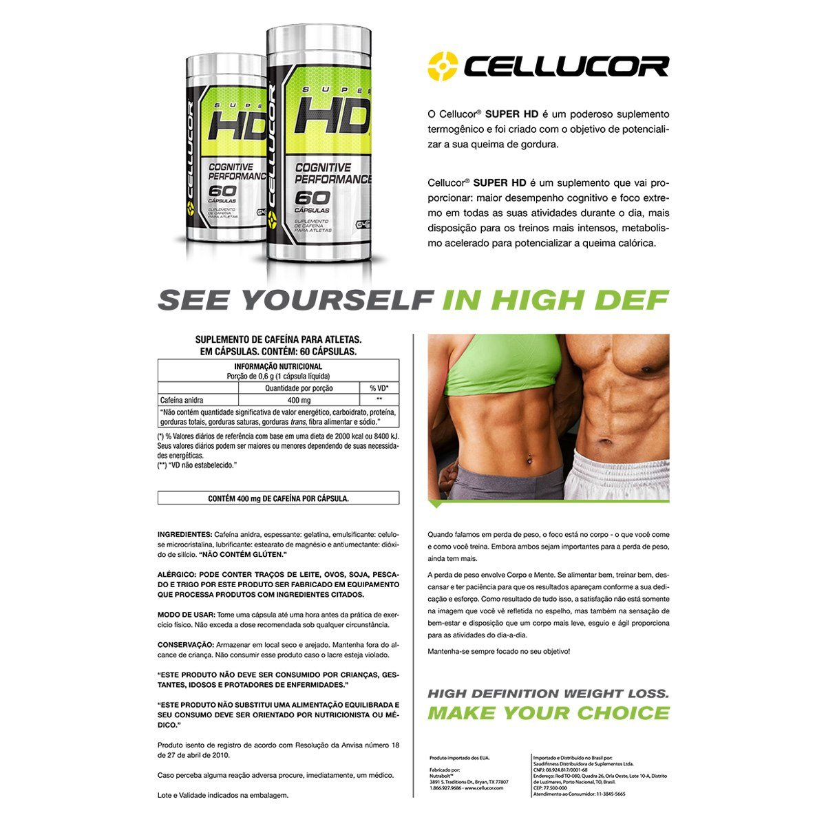 Super HD Cellulcor